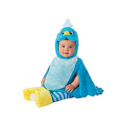 Blue Bird Baby's Halloween Costume