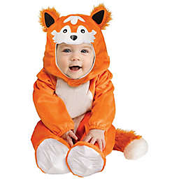 Baby Fox Baby's Halloween Costume