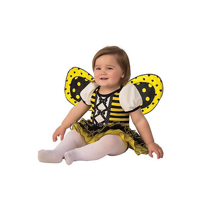 Alternate image 1 for Busy Little Bee Infant/Toddler Halloween Costume