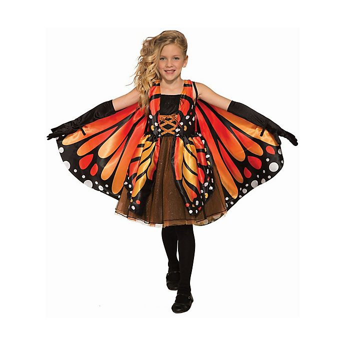 Alternate image 1 for Butterfly Girl Child's Halloween Costume