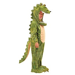 Size 6-12M Al Gator Infant Halloween Costume