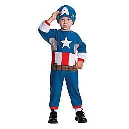 Marvel® 2-Piece Captain America Toddler Halloween Costume