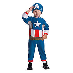 Marvel® 2-Piece Captain America Toddler Halloween Costume