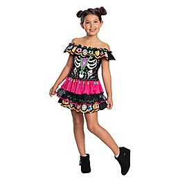 Day of the Dead Child's Halloween Costume