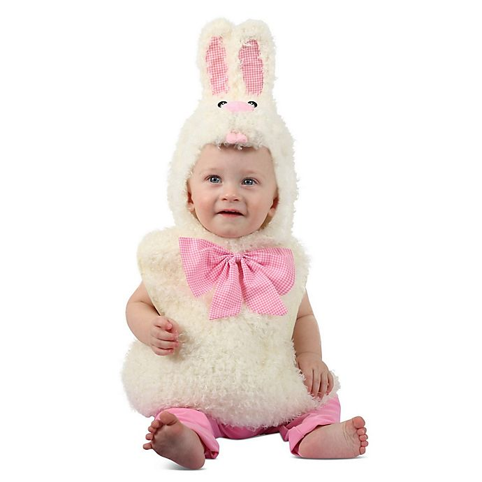 Alternate image 1 for Gingham Bunny Infant Halloween Costume