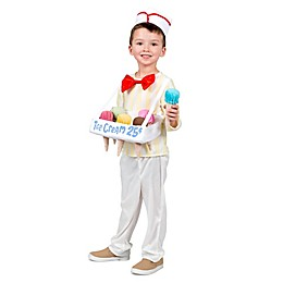 Ice Cream Cone Salesman Child's Halloween Costume