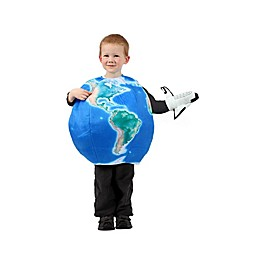 Earth in Space Child's Halloween Costume