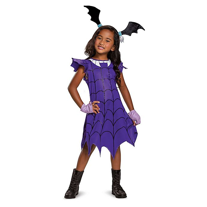 Alternate image 1 for Disney® Vampirina Ghoul Classic Child Halloween Costume