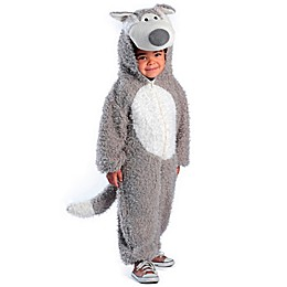 Size 6-12M Big Bad Wolf Infant Halloween Costume