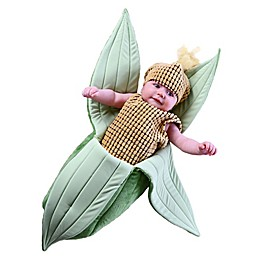 Size 0-3M Ear of Corn Infant Halloween Costume