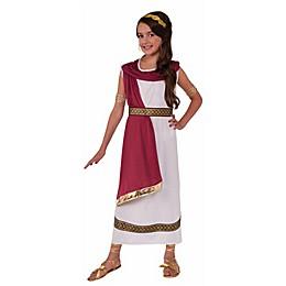 Greek Goddess Child's Halloween Costume