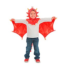 Hooded Liam the Dragon Child's Halloween Costume