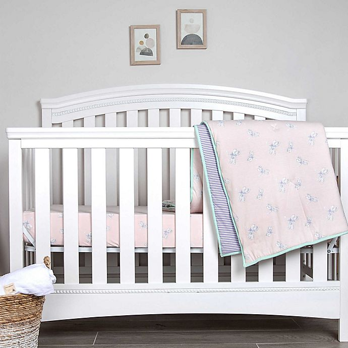 Alternate image 1 for Burt's Bees Baby® Organic Cotton Jersey Bedding Collection
