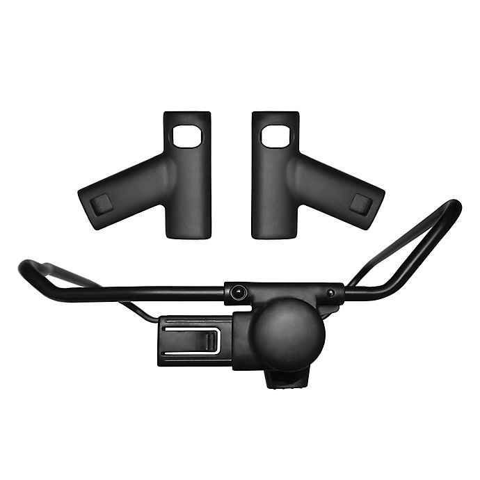 Alternate image 1 for Larktale™ Coast™ Car Seat Adapter in Black