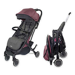 Evezo Channy Single Lightweight Stroller in Plum