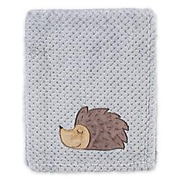 Hudson Baby® Plush Waffle Toddler Blanket