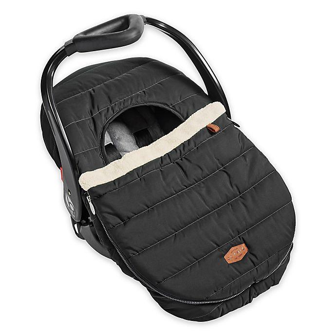 Alternate image 1 for JJ Cole® Car Seat Cover in Black