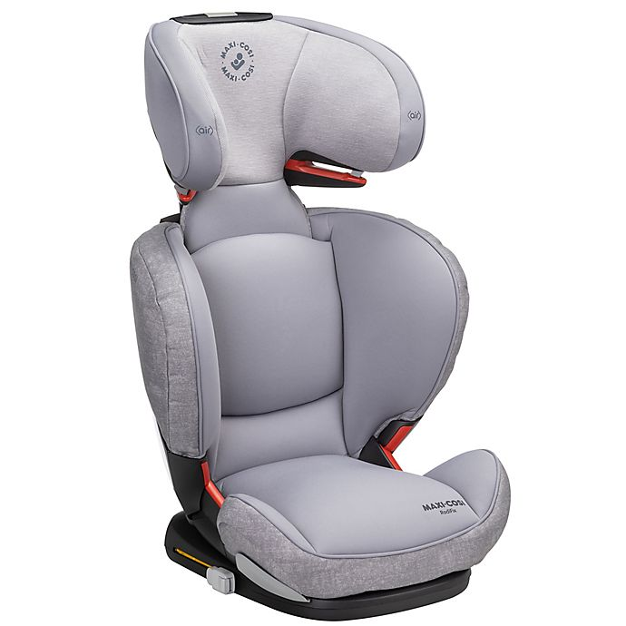 Alternate image 1 for Maxi-Cosi® RodiFix Highback Booster Seat in Nomad Grey