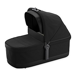 Thule Sleek Stroller Bassinet in Black on Black