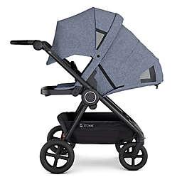 Stokke® Beat™ Compact Stroller in Blue Mélange