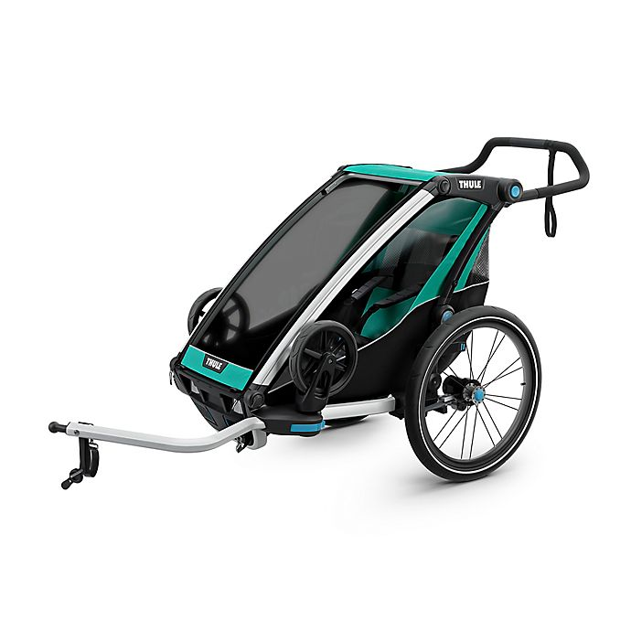Alternate image 1 for Thule Chariot Lite 1 Multi-Sport Single in Bluegrass