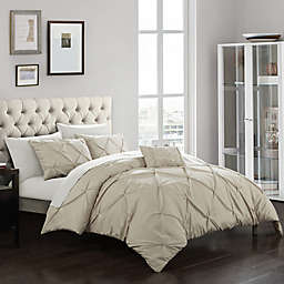 Chic Home© Weber 8-Piece Bed in a Bag Comforter Set