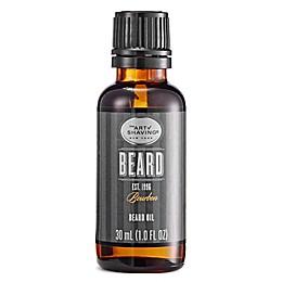 The Art of Shaving 1 fl. oz. Men's Beard Oil in Bourbon