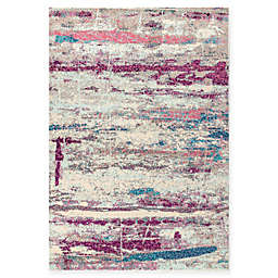 JONATHAN Y Contemporary Pop Modern Abstract Brushstroke Rug