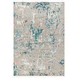 JONATHAN Y Contemporary Pop Modern Abstract Vintage Faded  Runner Rug in Gray