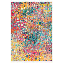JONATHAN Y Contemporary Pop Modern Abstract Runner Rug