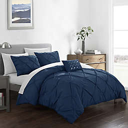 Chic Home© Weber 4-Piece Comforter Set