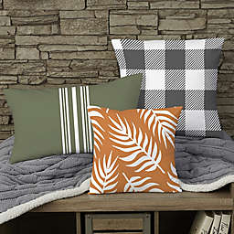 Pattern Pillow Personalized Throw Pillow