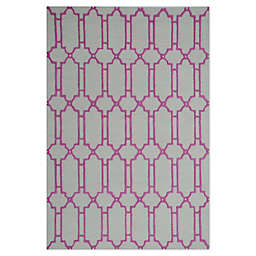 Marmalade™ Addie 5' x 7' Hand Tufted Area Rug in Pink
