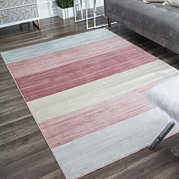 Marmalade™ Agnes 5' x 7' Area Rug in Pink