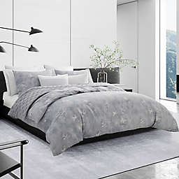 Vera Wang® Ghost Flower Bedding Collection
