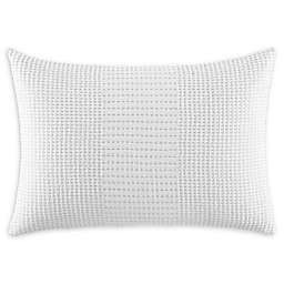 Vera Wang® Ghost Flower Running Stitch Breakfast Pillow