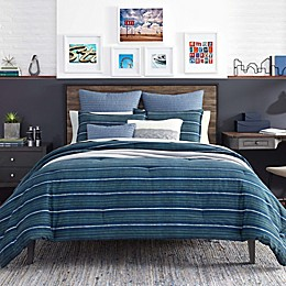 Nautica® Claridge 3-Piece Reversible Duvet Cover Set