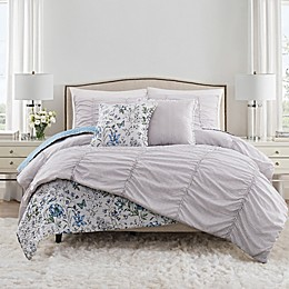 Isaac Mizrahi Home Polly 3-Piece Comforter Set