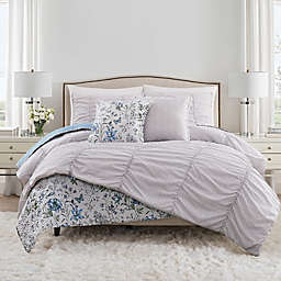 Isaac Mizrahi Home Polly 3-Piece Full/Queen Comforter Set