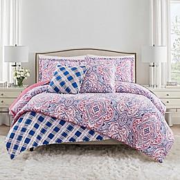 Isaac Mizrahi Home Natalia 3-Piece Comforter Set
