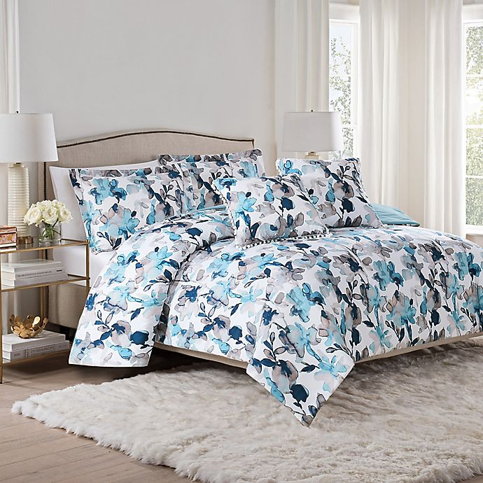 Alternate image 1 for Isaac Mizrahi Home Marleigh 3-Piece Comforter Set