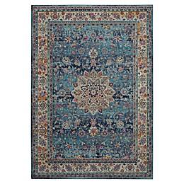 Nourison Vintage Kashan Oriental Rug