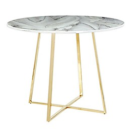 LumiSource® Cosmo 39.5-Inch Round Dining Table
