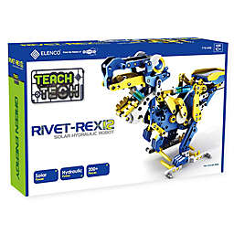 Rivet-Rex 12 Hydro-Mechanical Solar Robot Kit