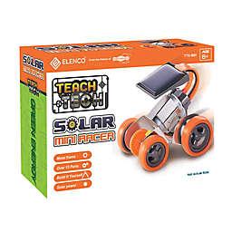 Solar Mini-Racer Build-It-Yourself Solar Powered Robot Kit