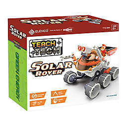 Teach Tech Solar Fun 6 Build-It-Yourself Solar Powered Robot Kit