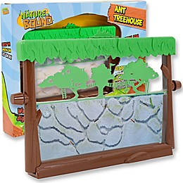 Nature Bound™ Ant Treehouse Habitat Kit with Sand
