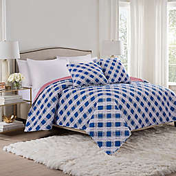 Isaac Mizrahi Home Presley Full/Queen Coverlet