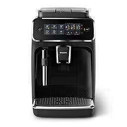 Philips 3200 Series Espresso Machine in Black