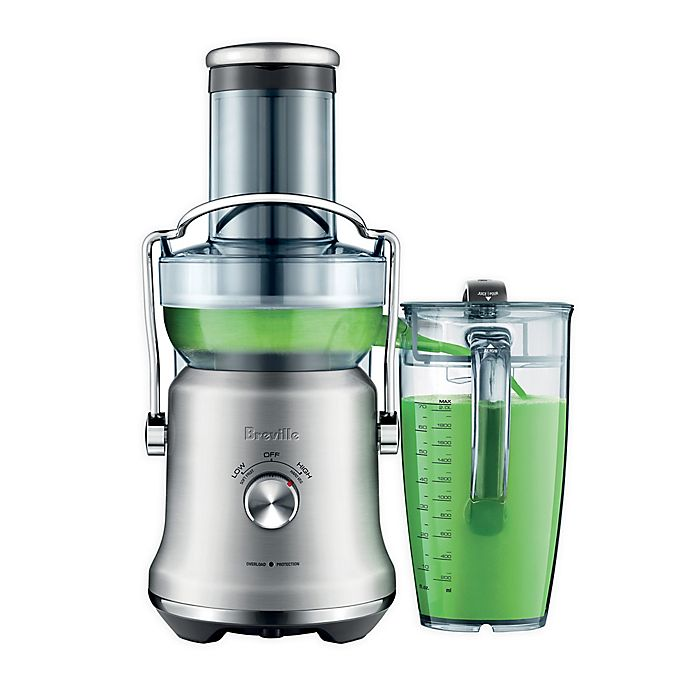 Alternate image 1 for Breville® Juice Fountain™ 70 oz. Cold Plus